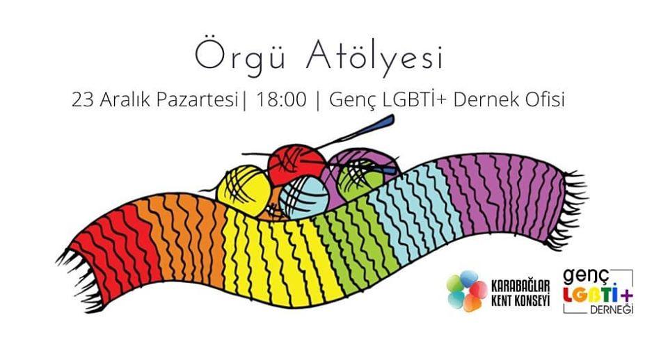 Kış kapıda: Genç LGBTİ+ birlikte örmeye çağırıyor Kaos GL - LGBTİ+ Haber Portalı