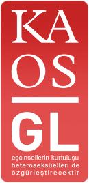 Kaos GL - LGBTİ+ Haber Portalı Logo