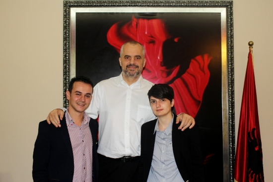 LGBT in Albania ready to work with the new government of Edi Rama