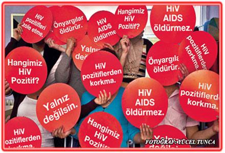 1 Aralık Dünya AIDS Günü AIDSi bilmiyoruz